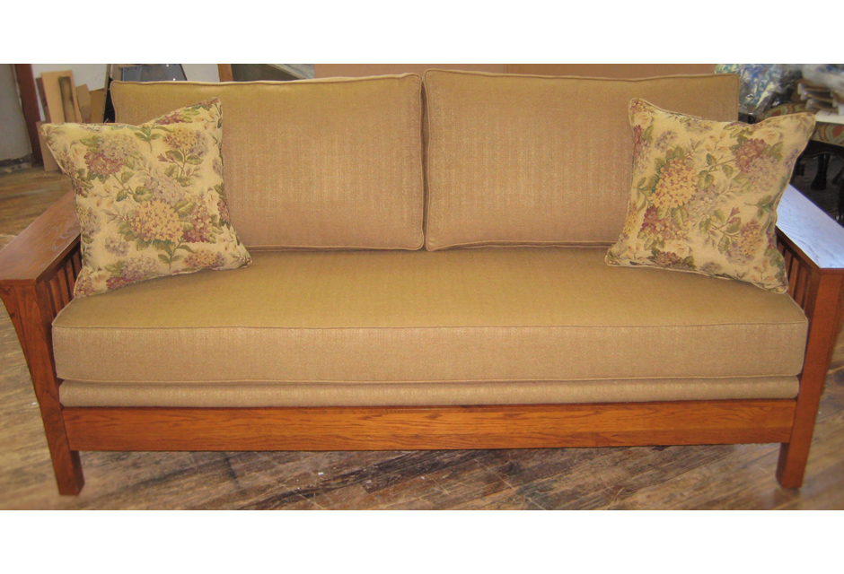 Reupholster Sofa Diy Images Your Before